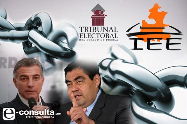 Pide Barbosa a Gali piso parejo y dejar libres a órganos electorales