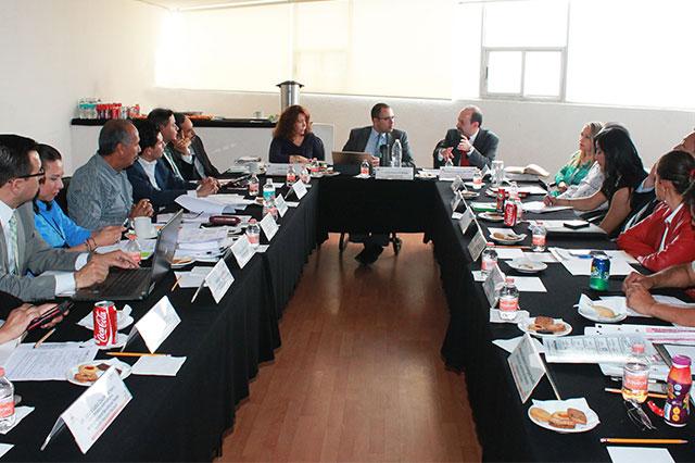 Se realiza Décima Reunión de Coordinación entre el IEE y el INE