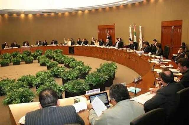 El IEEM inicia sesión y dará los resultados de la elección en el Edomex