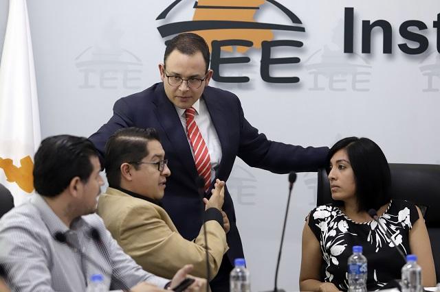 Morena no olvida: va por cabezas de consejeros del IEE