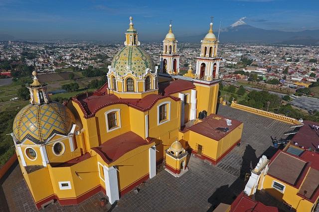 Sólo se reconstruyó el 50% de los templos en Puebla, dice Iglesia