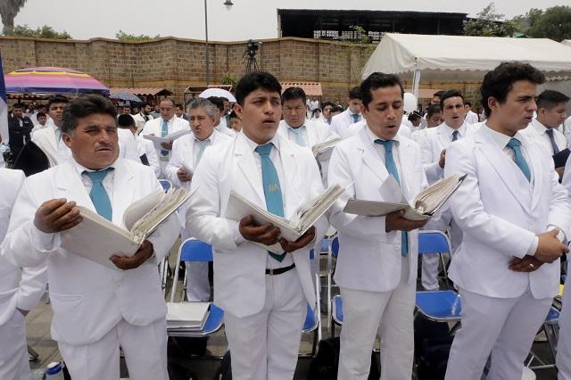 Alcalde de Amozoc no es pastor de La Luz del Mundo: SGG