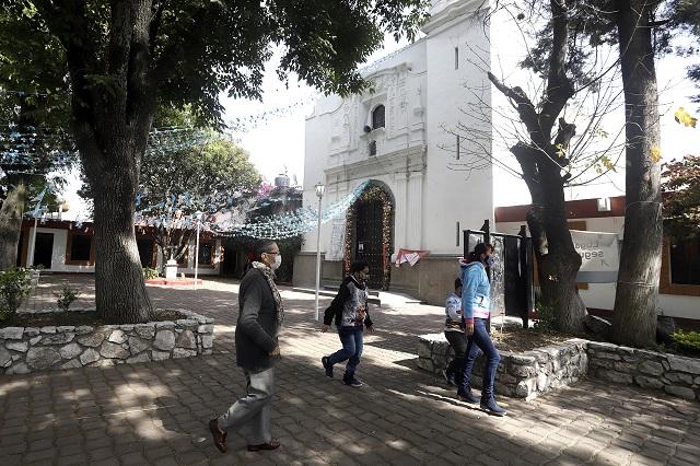 Cierran iglesias en Puebla por Covid-19 hasta el 25 de enero