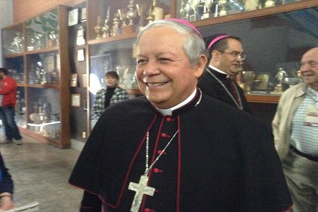 Un nuevo acercamiento con la población busca la iglesia católica, dice arzobispo