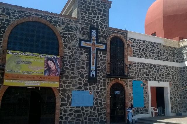 En Atlixco si habrá festejo a la virgen este 12 de diciembre