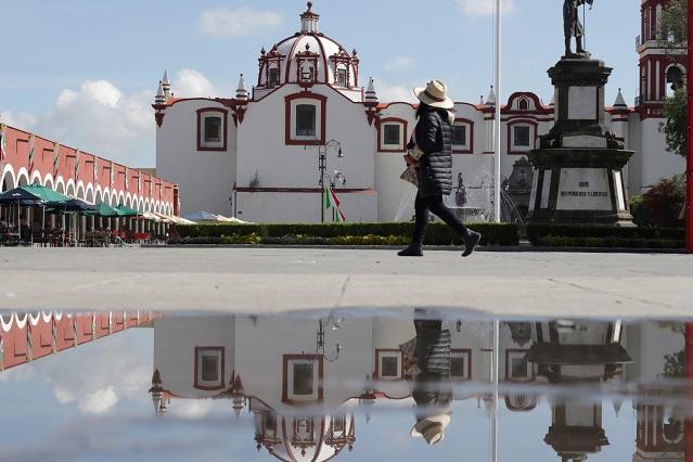 Ven riesgo de contagio en abrir iglesias en Cholula