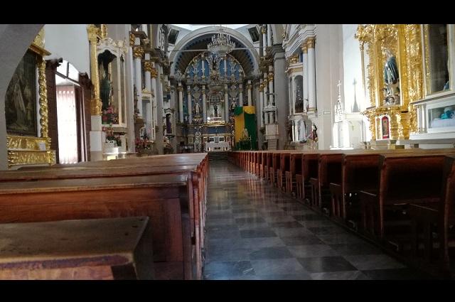 Prevén cerrar iglesias en Tehuacán por Covid -19