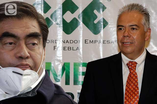 Reeligen CCE a Ignacio Alarcón; censura Barbosa celebración