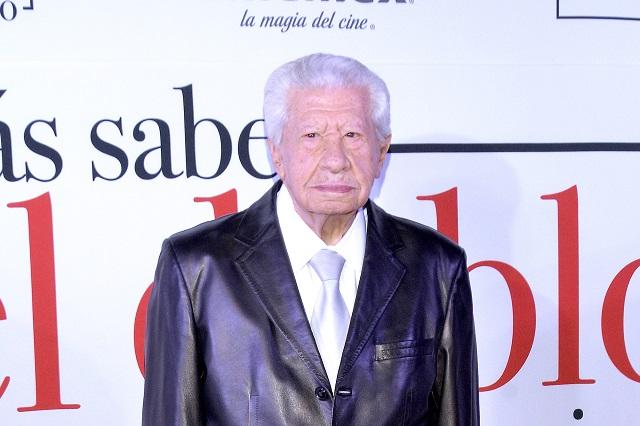 Ignacio López Tarso desea volver a los escenarios