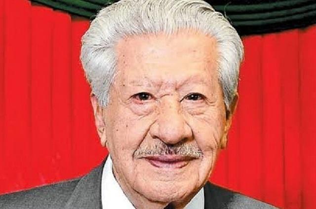 López Tarso celebra 70 años de carrera con obra 'Una vida en el teatro'