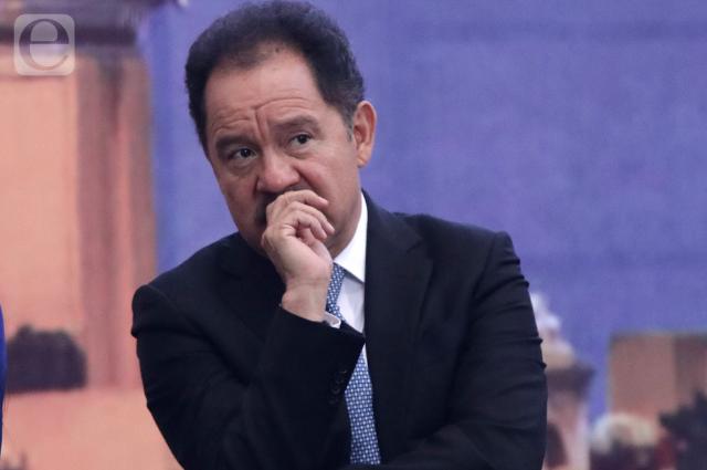 Ignacio Mier se deslinda de diputada detenida de Tecamachalco