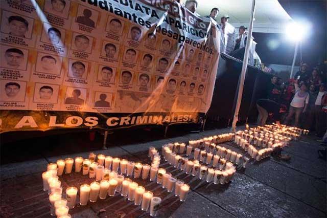 Recompensa de 2.5 mdp por responsables del caso Iguala