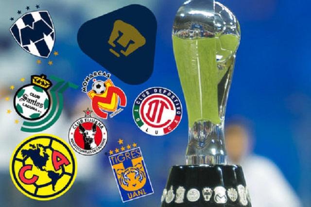 América y Pumas abren los Cuartos de Final de la Liga MX