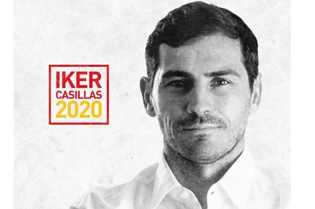 Iker Casillas anuncia su retiro y va por la presidencia de la Federación Española