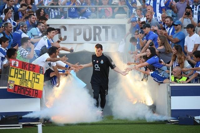 Ex portero del Real Madrid Iker Casillas sufre un infarto