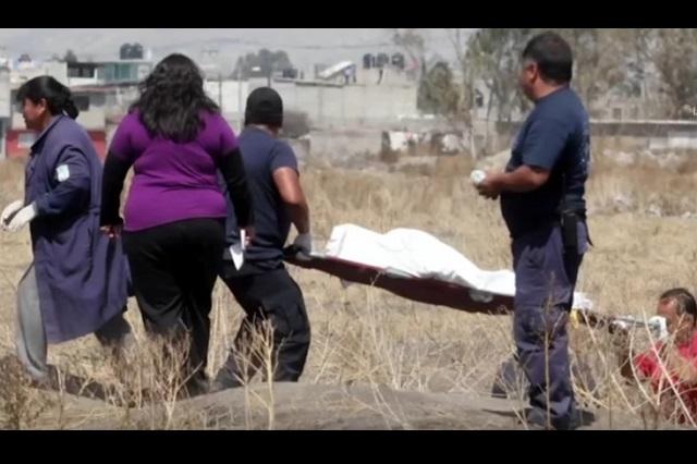 Hallan muerta a mujer en Atlixco; quizá la estrangularon