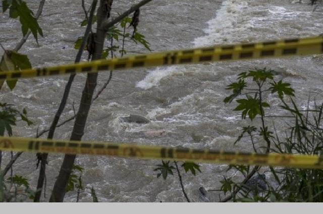 Arrojan al río a  una mujer decapitada, en Chiconcuautla