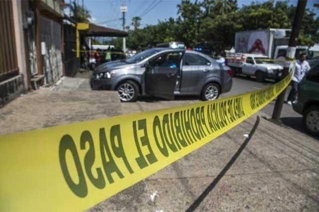 Balacera entre bandas rivales en Sinaloa, deja un saldo de 6 muertos