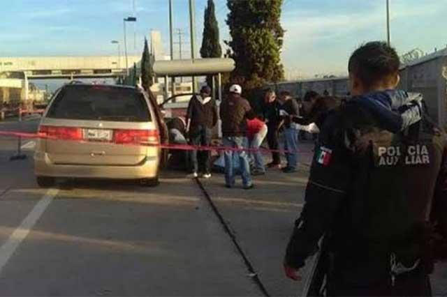 La Policía Federal se une a la cacería de los asesinos de la México-Puebla