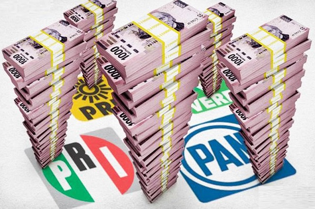 Partidos reportan casi 40 mdp de gastos en campaña a la gubernatura