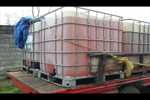 Federales decomisan 81 mil litros de huachicol en Jalisco