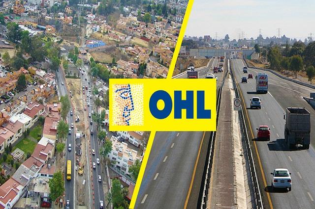SCT solicita a OHL acreditar que no realizó transferencias ilícitas
