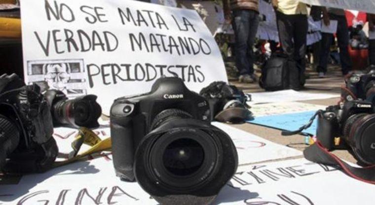 Violencia en México pretende silenciar el valiente trabajo de periodistas: ONU-CIDH
