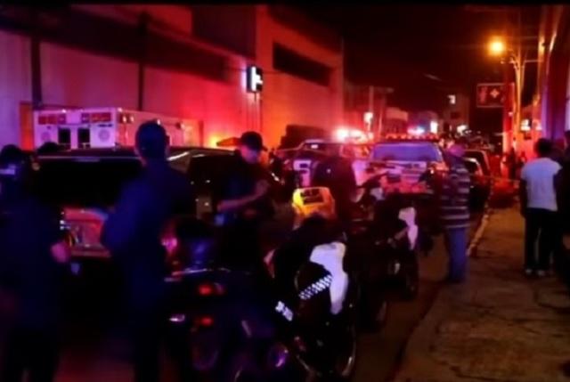 Aumenta a 31 el número de muertos por ataque al bar Caballo Blanco