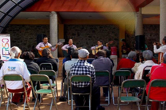 IMACP realiza jornadas culturales para grupos vulnerables