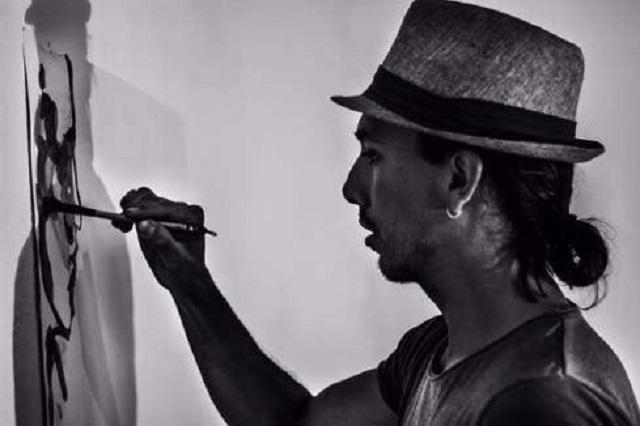 "IMACP oferta taller ""Dibujo al límite"", del pintor Alejandro Teutli"