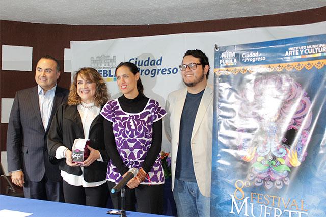 Presenta IMACP festival La muerte es un sueño 2015