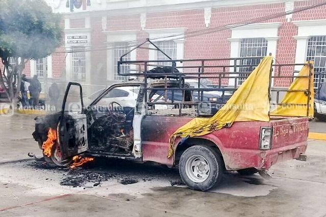 Linchan a presunto ladrón de bicicletas en Los Reyes de Juárez
