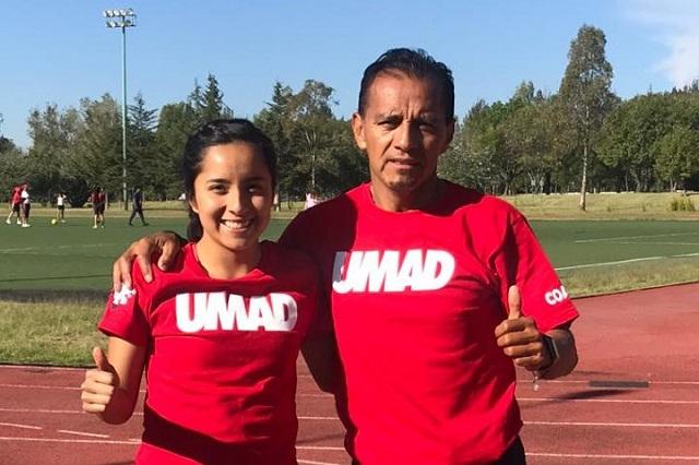 María Fernanda Hernández, atleta a seguir en nacionales de 5 y 10 mil metros
