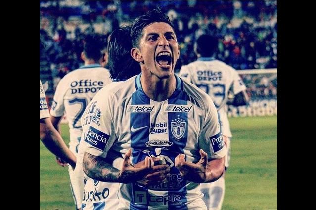 Pachuca ya devolvió a Chivas el pago por Víctor Guzmán