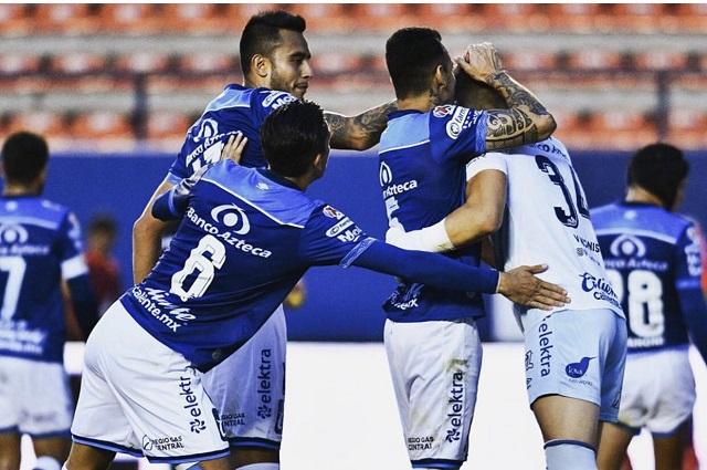 Club Puebla suspende entrenamientos hasta nuevo aviso