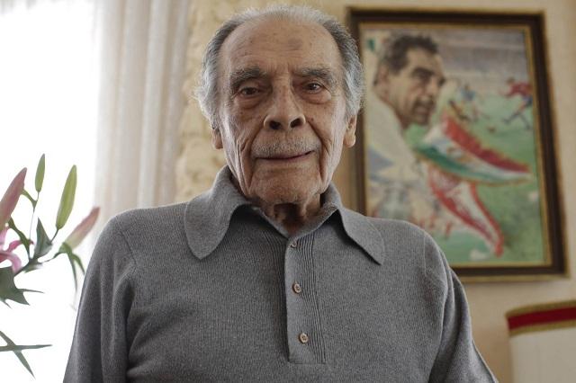 Muere Nacho Trelles de un infarto a los 103 años de edad