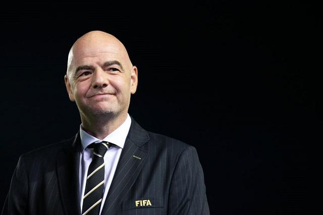 Primero la salud y luego todo lo demás: presidente de FIFA