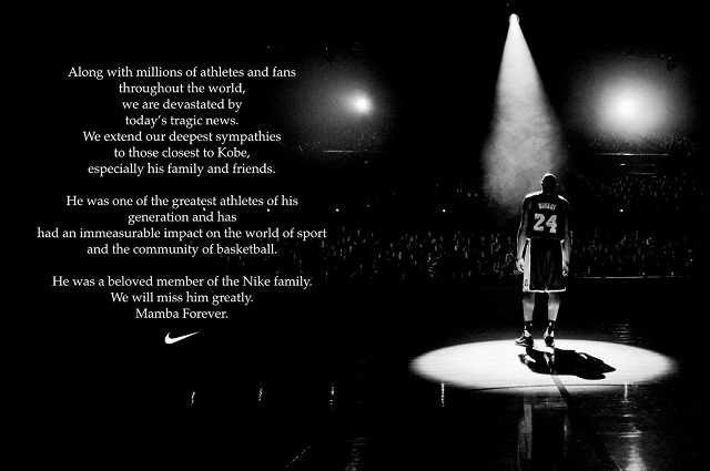 Foto / Twiter / Nike