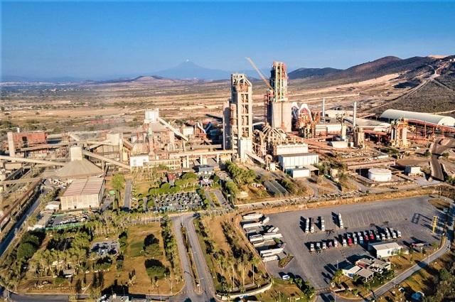 Reciclaje energético, prioridad  de Cemex en planta Tepeaca