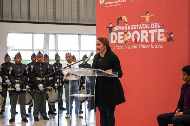 Lanza Inpode convocatoria para selectivo de Juegos Conade 2020