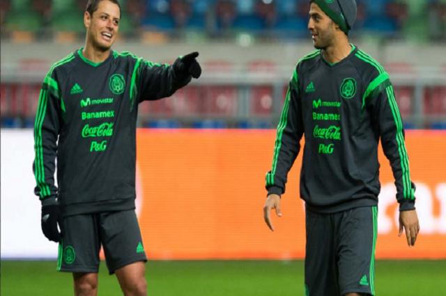 Chivas va por Vela y Chicharito para el Mundial de Clubes