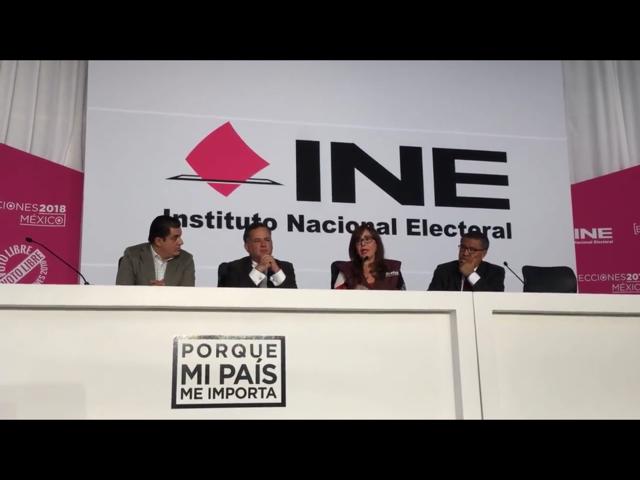 Demanda Yeidckol ir al voto por voto en la elección de Puebla