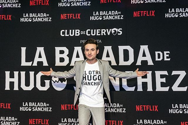 Amplía Club de Cuervos éxito con serie de Hugo Sánchez