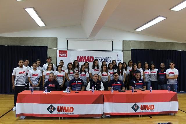 Tigres Blancos UMAD apuntan al éxito en la temporada 2020
