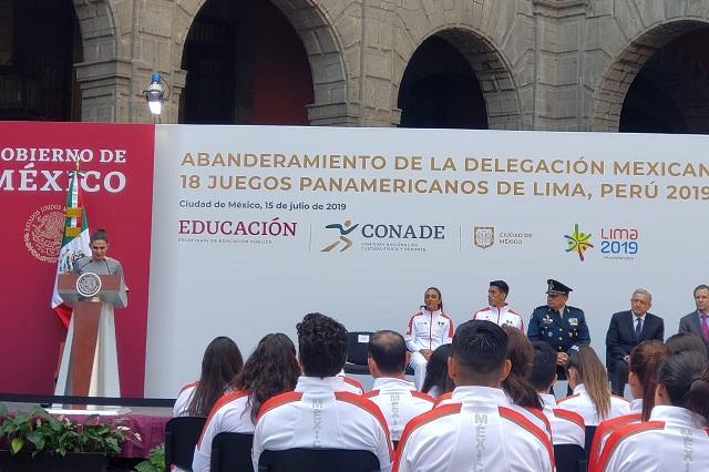 Necesitamos una ayuda de 500 mdp: Ana Gabriela Guevara