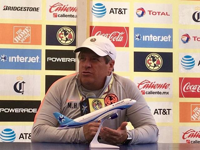 Si no ganas el título no sirve de nada: Piojo Herrera