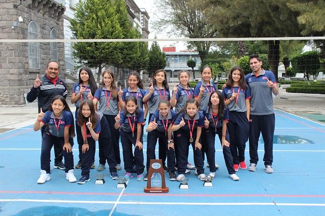 Instituto Mexicano Madero, campeón nacional de voleibol