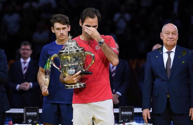 Visita de Federer a México podría ser histórica en asistencia