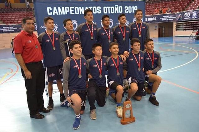 Tigres Blancos UMAD,  subcampeones en nacional de basquetbol Juvenil B