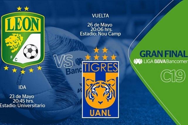 Todo listo para la gran final del Clausura 2019